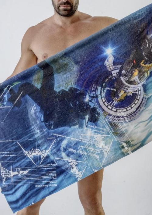 Πετσέτα θαλάσσης